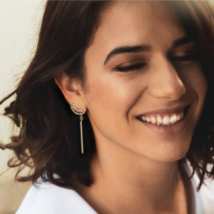 CITRUS EARRINGS SMILING