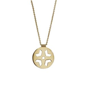 CORNARO NECKLACE GOLD