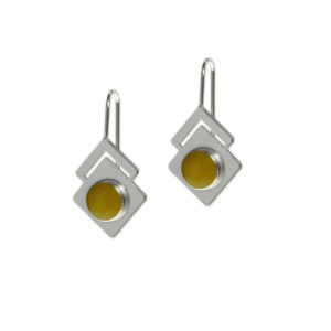 Clarice drop earrings