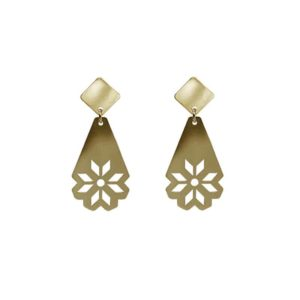 ELEONORA EARRINGS GOLD