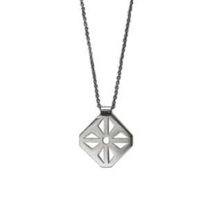 HELENA NECKLACE SILVER