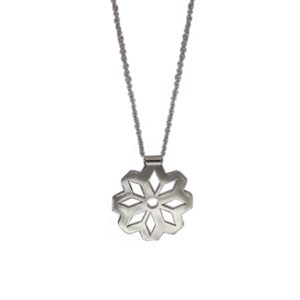 ISABELLA NECKLACE SILVER