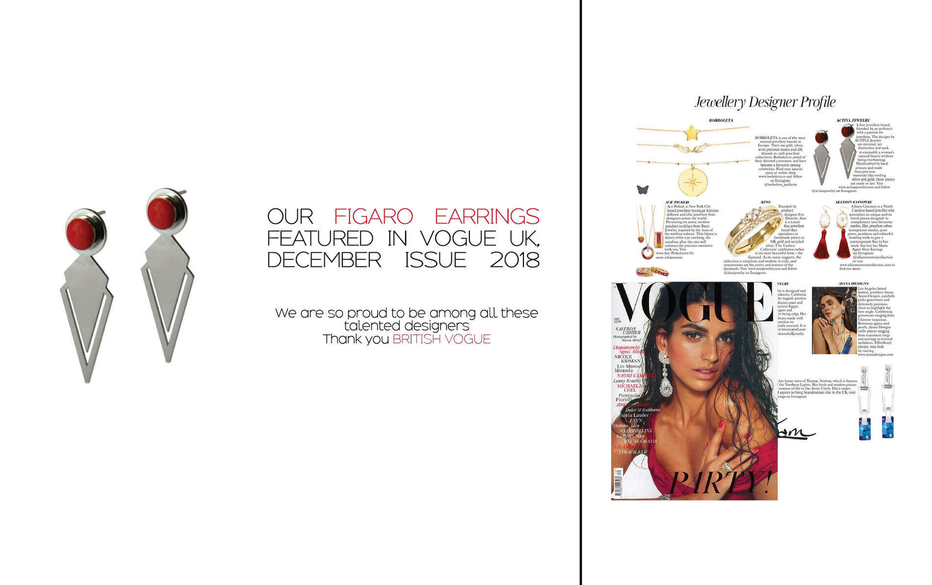 figaro featured in vogue slider