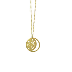 moon necklace G ZOOM